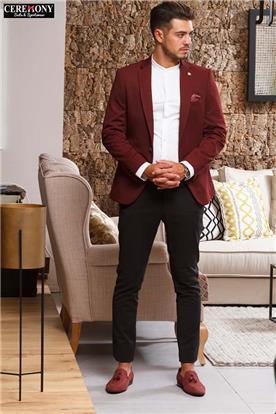 חליפה אדומה