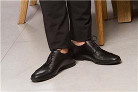 נעליים אלגנטיות שחורות לגבר