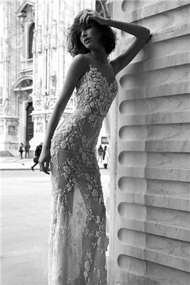 שמלת כלה בסגנון אירופאי