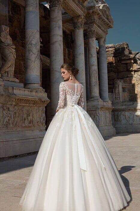 שמלה נפוחה רוזלי