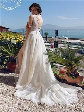 שמלה זהובה
