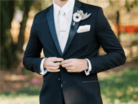 חליפת חתן - חתנים