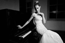 חתונה לבנה - שמלות לכלה