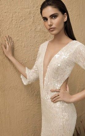 שמלת כלה בסגנון אלגנטי