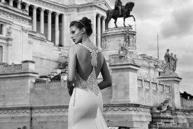 שמלת כלה בעיצוב אירופאי