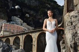 שמלת כלה בעיצוב רמנטי