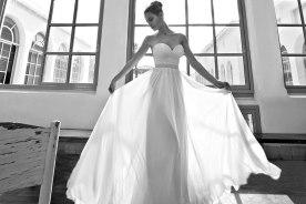 בית אופנה חתונה לבנה באשדוד