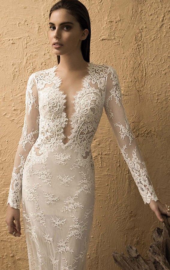 סלון כלות חתונה לבנה - שמלות כלה - תמונה 271620 - מתחתנים