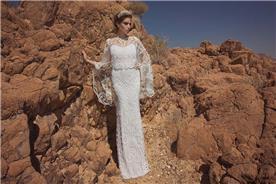 שמלת כלה עם כיסוי