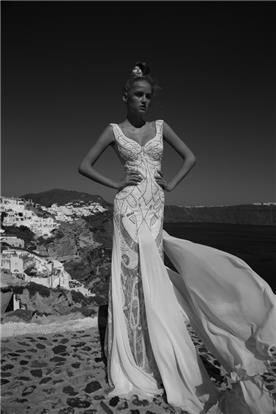 קרן מור יוסף - מעצבת שמלות כלה
