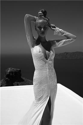 שמלת כלה של קרן מור יוסף