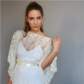 שמלת כלה תחרה קלאסי