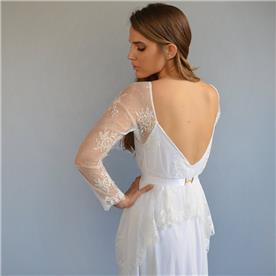 שמלת כלה בעיצוב קלאסי 2