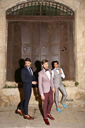 חליפות חתן- קוקלציית 2016