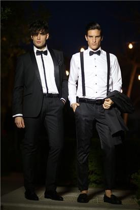 חליפת חתן בסגנון גולד
