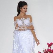 איך לעצב שמלות כלה