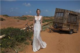 שמלות כלה משיפון