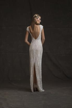 שמלת כלה למראה הוליוודי ורך