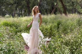 שמלת כלה קייצית יפייפיה