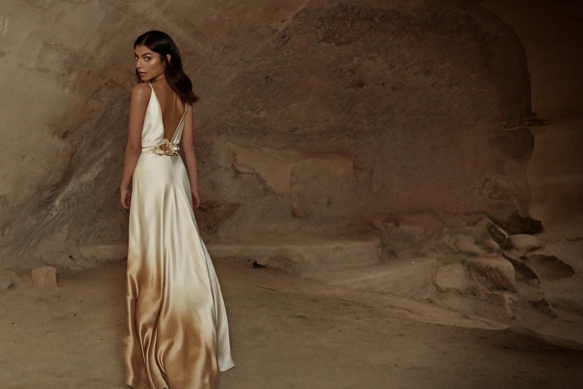 שמלת כלה בצבע מיוחד