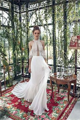 שמלת כלה מיוחדת בעיצובה