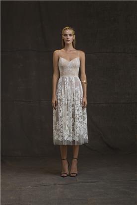 שמלת כלה מקסי
