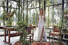 שמלות כלה יוקרתיות צמודה