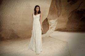 שמלה קלאסית ויפייפיה לכלה