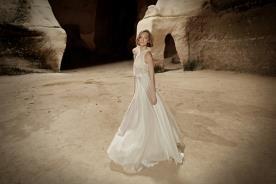 שמלה בוהו שיק יפייפיה לכלה