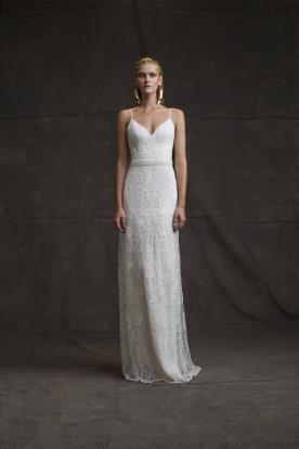 שמלת כלה למראה קלאסי ורך