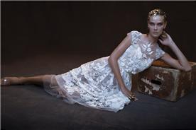 שמלת כלה באורך מיוחד