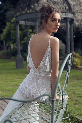 שמלת כלה איכותית ועדינה