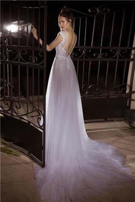 שמלת ערב עדינה