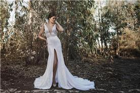נטלי סיסאורי - מעצבת שמלות כלה