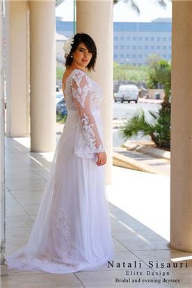 שמלת כלה חורפית