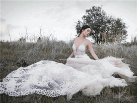 איפור ושיער - נטלי סיסאורי שמלות כלה