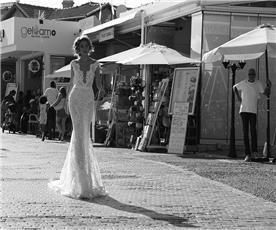 שמלת כלה בעיצוב מיוחד