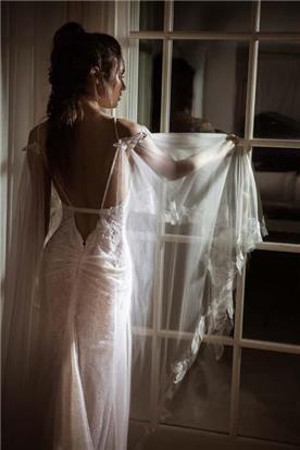 שמלת ממשי