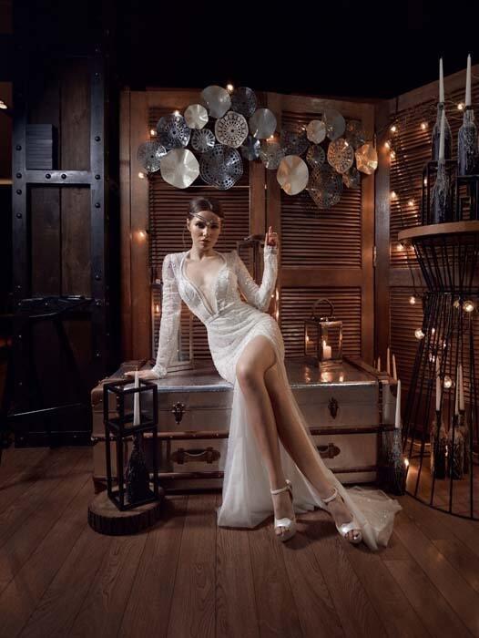 קולקציית שמלות ערב נטלי סיסאורי