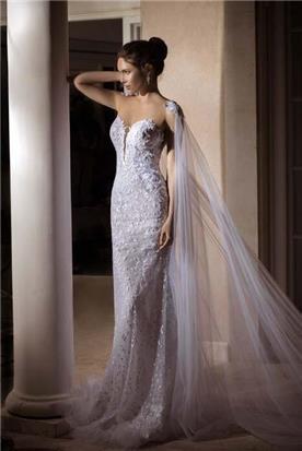 שמלת ערב ממשי