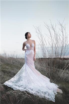 שמלת כלה הוט קוטור