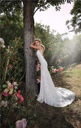 גליה להב- שמלת כלה בעיצוב מיוחד