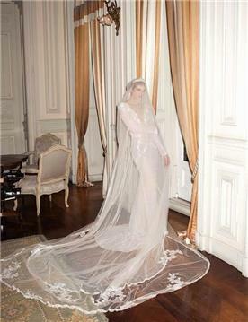 שמלות כלה בשילוב טול