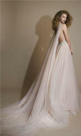 גליה להב שמלת כלה מטול