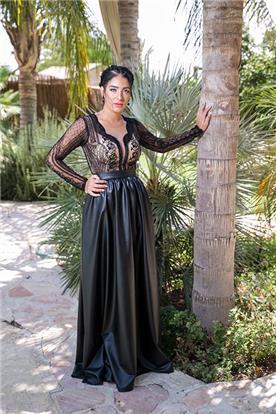 שמלת ערב של גלית אלפסי