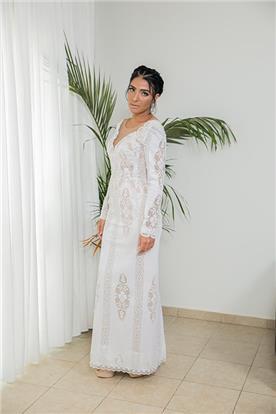 שמלת כלה של גלית אלפסי