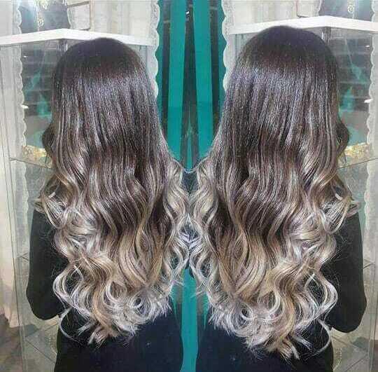 תסרוקת לשיער ארוך