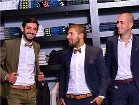 מגוון חליפות חתן