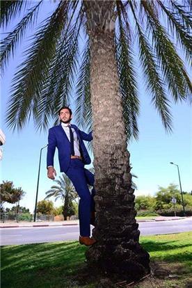 חליפות חתן - PJ חליפות גברים