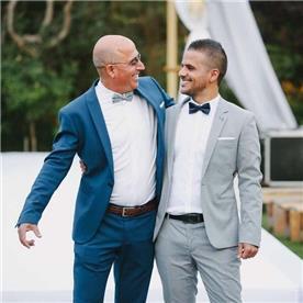 ביגוד מחויט לחתן